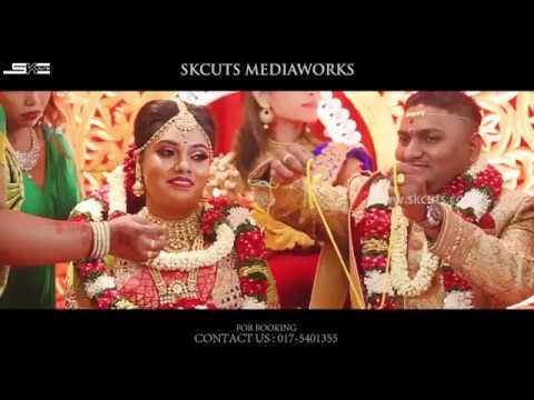 SKCuts | Wedding Ceremony of  Mohan Prasanth weds Kalaivani Samykanu | By SKCuts | 0175401355