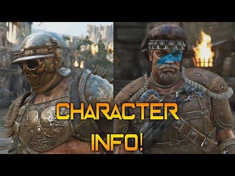 For Honor Season 3: Highlander/Gladiator Trailer, Weapons, Armor, Ornaments!