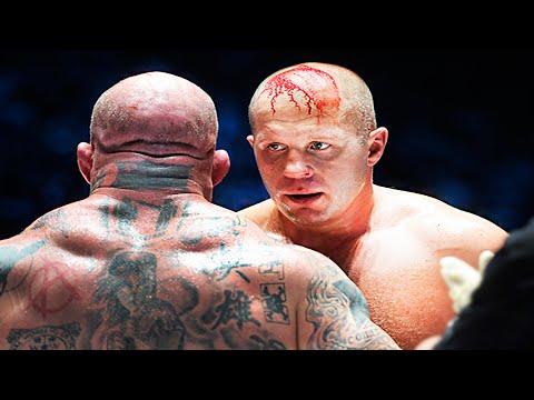 10 самых лучших бойцов ММА