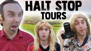 Halt Stop Tours - Andreas, der Touri-Guide📸