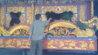 Lò Thiêu Thanh Bình Nam Đinh-Các Bước đưa tiễn người quá cố vào lò thiêu