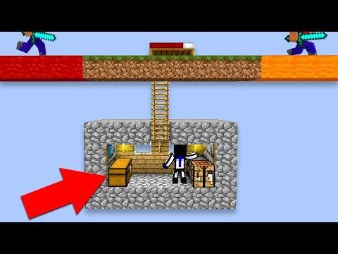 ВОТ ЭТО ДА! СЕКРЕТНЫЙ ДОМ НА БЕД ВАРСЕ? - Minecraft Bed Wars