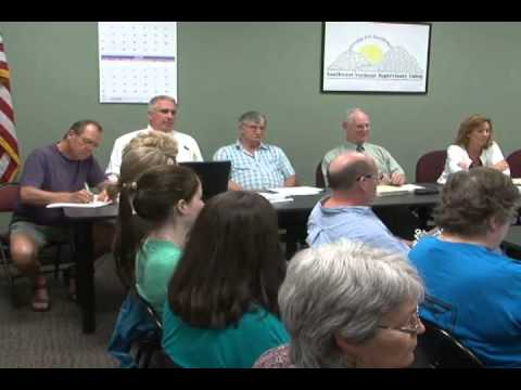 Bennington School District - Emergency Meeting - 5/23/13