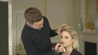 Getting Ready with Dianna Agron | NET-A-PORTER.COM
