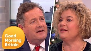 Piers Morgan Loses His Cool During Chivalry Debate | Good Morning Britain
