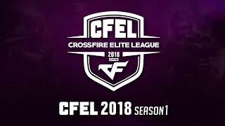 #CFEL - Playoffs -  BLACK DRAGONS / VINCIT / FPS4EVER / RUDE / INTZ