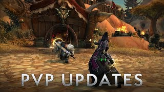 Tides of Vengeance: New PvP Updates