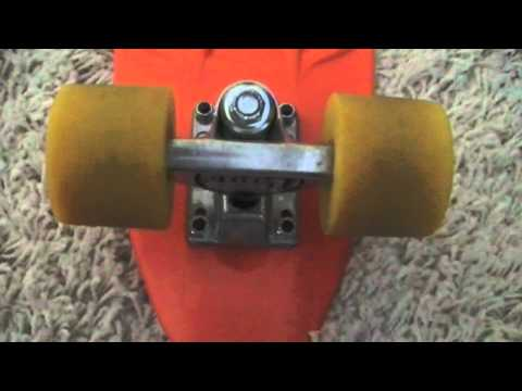 Penny Skateboard Review
