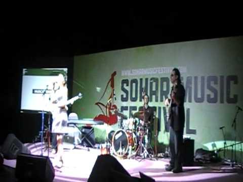 The sound of Brazil  Sohar  Festival