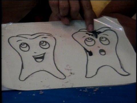 Cuidemos los dientes, material didáctico para niños en ...