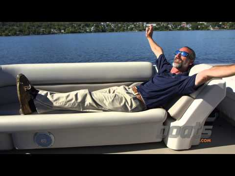 2014 Princecraft Vectra 23 Pontoon Boat Boat Review / Performance Test