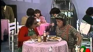 Chaves - O restaurante da Dona Florinda (A lancherrose do Chaves) (1979)