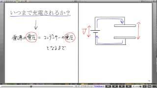 高校物理解説講義:「コンデンサー」講義2