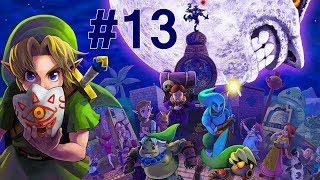 Let's Play Live - The Legend of Zelda: Majora's Mask - #13