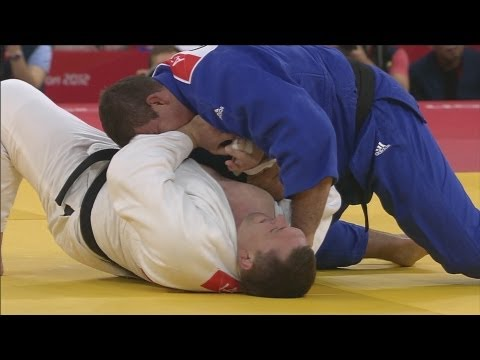 Judo Men +100 kg Bronze Medal A - Belarus v Germany Full Replay -- London 2012 Olympic Games