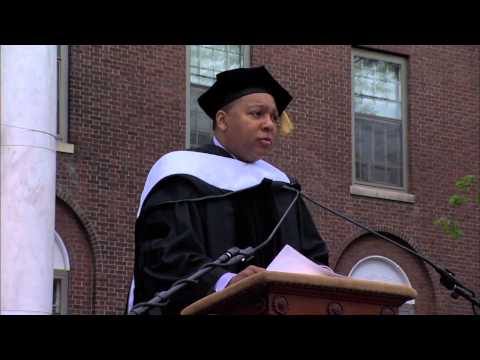 Wynton Marsalis' 2013 UVM Commencement Speech