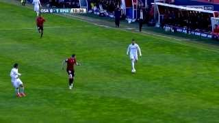 Cristiano Ronaldo Vs Osasuna Away (English Commentary) - 11-12 HD 720p By CrixRonnie