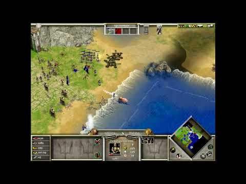 Nouvelle Série Age of Mythology Episode 1 - Mission 1 [HD]