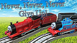Never, Never, Never Give Up (Remake)