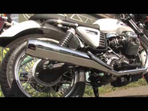 Quick Rides: 2009 Moto Guzzi V7 Classic