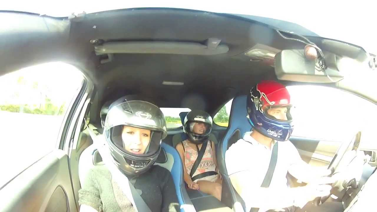 Bapt me focus rs int rieur youtube for Interieur ford focus