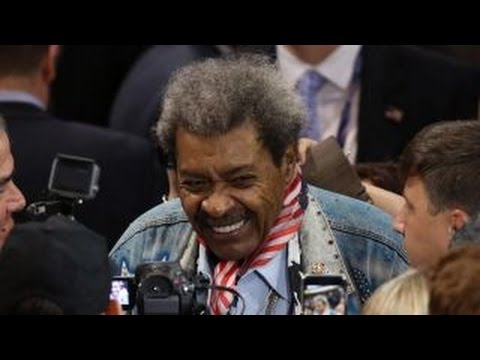 Don King: We've got to change the system