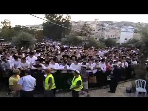 חיים ישראל - בכפיים - ההופעה בחברון, סוכות תשע