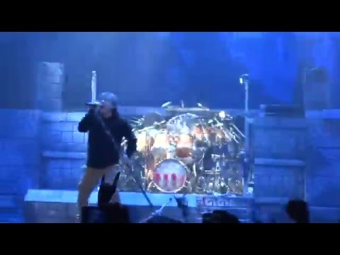 """Iron Maiden Live Mexico 2016 """"Children of the Damned"""""""