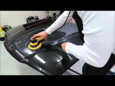 Wetsanding - MS Detailing - Orange peel removal part 2