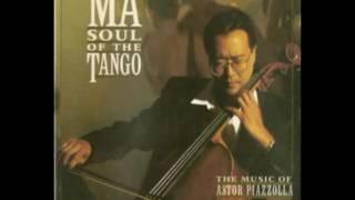 Yo Yo Ma Soul Of The Tango Musica Del Maestro Astor Piazzolla