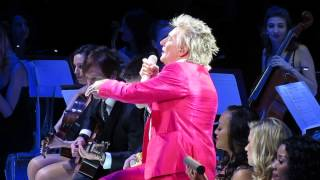"ROD STEWART - ""The Killing of Georgie (Part I and II)"", HD, Live in Montreal, 2013."