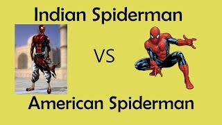 Ever Heard of Indian Spider Man ? | Funny Facts