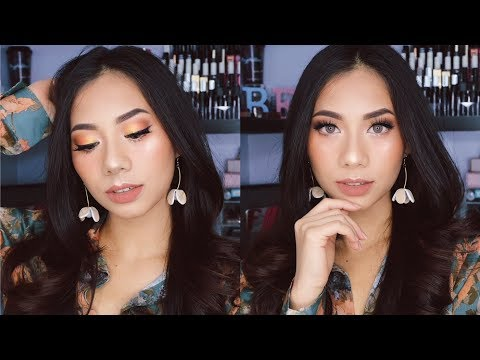 Full Face Indonesia Local Brand Makeup Tutorial & Review - Abel Cantika