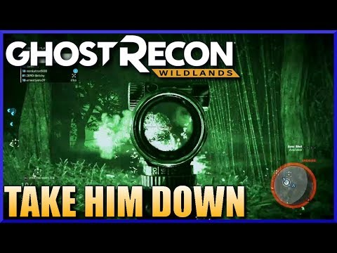 6 PRO TIPS TO KILL THE PREDATOR - Ghost Recon Wildlands Co-op gameplay