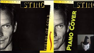Video Sting - Fields Of Gold (Piano