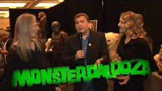 Visit  Monsterpalooza with actor  Daniel Roebuck