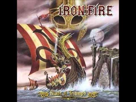 Iron Fire - Legend Of The Magic Sword