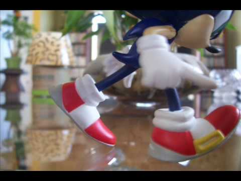Sonic Adventure 2: Green Forest Stop Motion