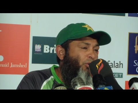 Post Match Press Conference – Day One, 3rd Test at Pallekele - Pakistan in Sri Lanka 2015