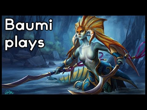 Dota 2 | THE NAGA GRIND!! | Baumi plays Naga Siren