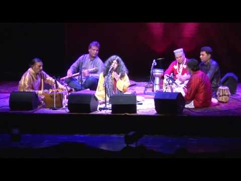 Abida Parveen in concert: Man Kunto Maula