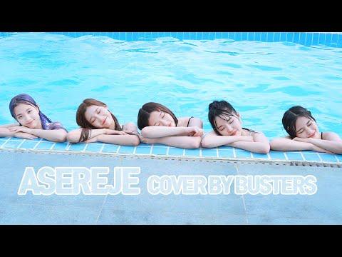 Download ASEREJE KETCHUP SONG / Ragatanga - Cover by Busters Mp4 baru