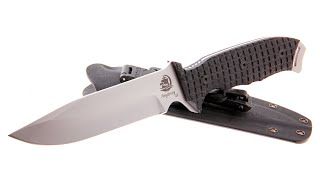 Anglesey Rival - Survival Knife Review