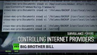 Spying à la française: French MPs approve new surveillance powers