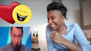 Download Lagu Calum Scott - Britain's Got Talent 2015 REACTION Gratis STAFABAND