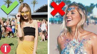 10 Coachella Fashion Style Ideas And Tips
