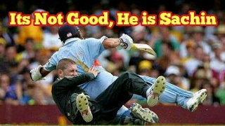 why sachin is called god of cricket. see this video .
