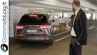 2019 Audi Q7 Automated Parking