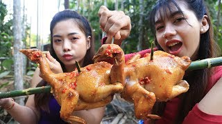 Yummy cooking chicken roasted recipe - Cooking skill
