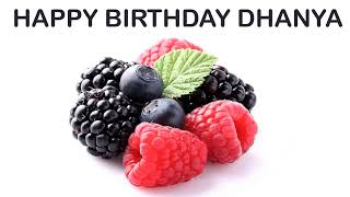 Dhanya   Fruits & Frutas